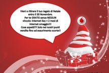 REGALO DI NATALE!!! / Il Clima Natalizio, poco per volta, comincia a farsi sentire ed è per questo che in tutti i nostri punti vendita TI ASPETTA UN FAVOLOSO REGALO!!!! Internt key + 2 mesi di internet omaggio TUTTO GRATIS, senza NESSUN vincolo!!!! Perchè il tuo futuro è il nostro presente!!! Per qualsiasi informazione contattaci a info@auratorino.it #VodafoneStoreAURABelgio #VodafoneStoreAURAAuchanTorino #VodafoneStoreAURAAuchanVenaria