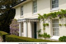 English house fronts
