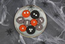 Halloween mat/bakning