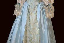 17th centhury dresses