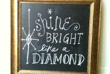 Quotes to Make You Shine / Inspirational quotes from Goodman and Sons Virginia