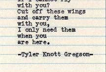 Lovely words... / by Jordan Forsythe