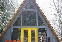 | cabin life |