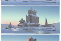 Tutorials for Landscape Painting
