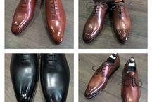 Glaçages / Glaçage des souliers pour les sublimer