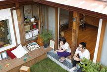 Korea style house