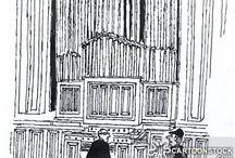 Kerkorgel - Pipe organ