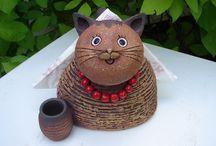 keramika / keramické výrobky