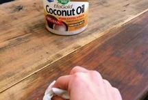 Repas skříně +Kokosový olej