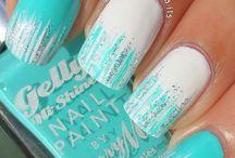 Fingernail polish ideas