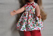 couture poupées / tricot