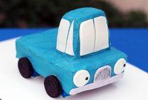 Blue Truck Birthday