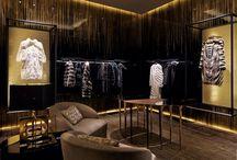 Boutique Fendi Via Montenapoleone / The Fendi boutique in Via Montenapoleone choose lighting SigmaL2 to illuminate its area.