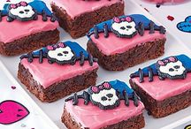 Monster high party theme