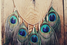 Love affair with Peacock feathers / What I am loving right now