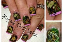 Nails / by Megan Shoemaker