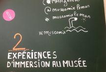 Museomix Leman 2014 / Museomix, remixer le musée en 3 jours Au musée d'art et d'histoire, Geneve
