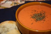 Recipes: Soups / by Caro C