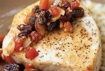 Tuna + Swordfish Recipes
