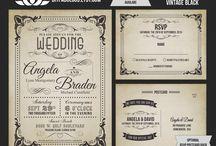 Invitations wedding