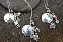 Mermaid Tears Jewelry : My Work / Favorites from my collection...my Mermaid Tears Jewelry / by Jennifer Harp-Douris