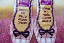 Pachnące saszetki do butów / Zobacz oferowane przez nas saszetki do butów na zdjęciach.