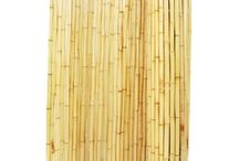 Bamboo Fencing for Back Yard