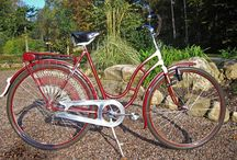 Bicycles / by Tuula