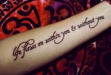 Tattoo ideas / by Darci Libby