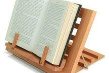 drziak na knihu