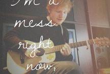 ed sheeran ♥