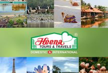 Travel With Heena / Heena Tours and Travels App allows you to view International Tours as well as Domestic Tours (Indian Tours), and view itineraries, hotel information, and destination information of all the tours offered by Heena Tours and Travels. With Heena, you get Pure Vegetarian Tours, which is our specialty. You can also search for various tours, using the app.  The app is a portal in your hands that helps you plan and reserve your tour plans with Heena, with just few clicks.