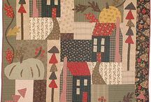 Pinned Quilts