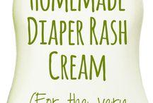 Mallox for diaper rash