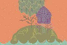 Lindsay Anne Watson / Lindsay Anne Watson's art http://lindsayannewatson.storenvy.com/