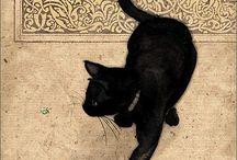 ネコの描写