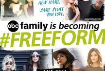 ABC Family is becoming Freeform!
