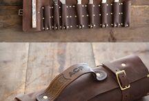 Для ножей сумки