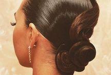 ballroom hair: dancesport