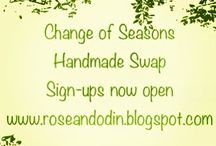Change of Seasons Swap Fall/Spring