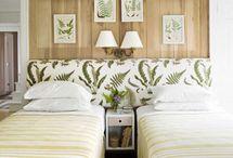 Zwei Betten in einem Raum
