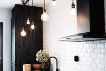 Inspiration kök / Kök, kök och detaljer.