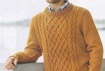 trico masculino