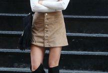 Krátķé sukně- short skirts