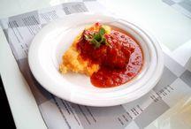 Polední menu/Lunch menu / Ukázky jídel z našich polední menu! Samples of dishes from our lunch menus!