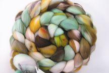 Spinning Fiber / Lovely soft spinning fibers