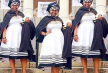Xhosa Attire @ Graduation Ceremonies / Wearing Xhosa Clothing to a graduation is thee most beautiful sight a person that loves isiXhosa can do on such a special day... There's been a growing trend of Proud young Africans wearing African clothing to very important occasions in their lives such as a graduation. So, that is what we are celebrating here.... Xhosa Wear at Graduation Ceremonies