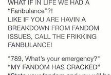 Fandoms/Fangirl
