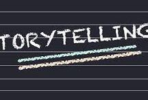 StoryTelling Positivo / Immagini che parlano dello StoryTelling per ricordarci di farlo in modo utile e positivo