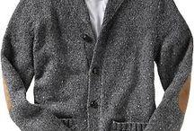 Old man sweaters / by Victoria Deutsch